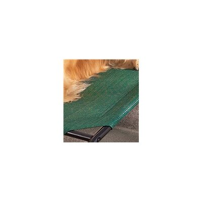 Large Weather-Resistant Raised Mesh Pet Bed Replacement Mesh Cover 65850