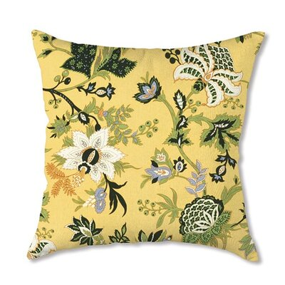 Classic Throw Pillow Color: Lakeside