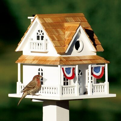 10 in x 10.5 in x 8.5 in Birdhouse