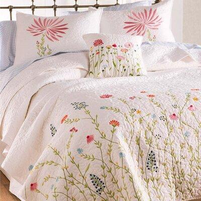 Emeline 3 Piece Queen Comforter Set Size: King