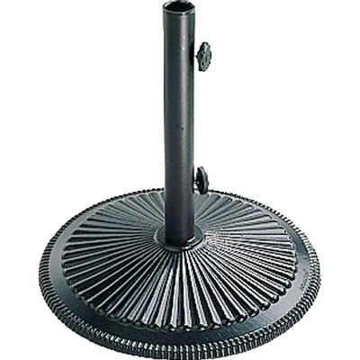 Cast Iron Free Standing Umbrella Base Stand