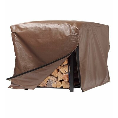 Log Rack Cover Size: Small