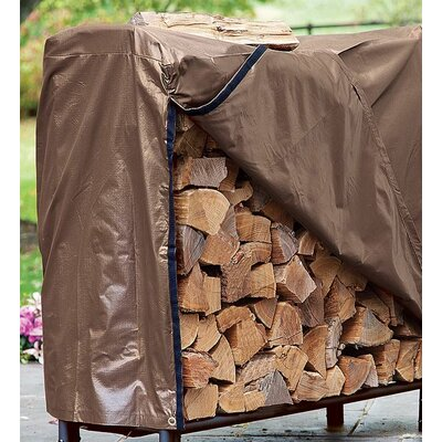 Log Rack Cover Size: Medium