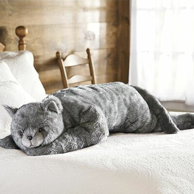 Cat Body Pillow