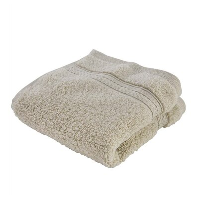 Supreme Soft Wash Cloth Color: Taupe