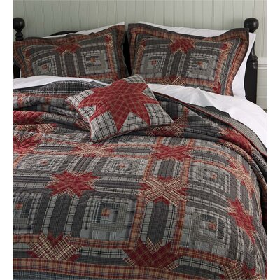 Shannon 3 Piece Quilt Set Size: Queen