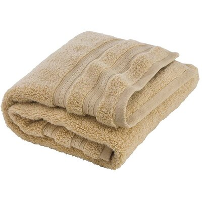 Supreme Soft Hand Towel Color: Golden