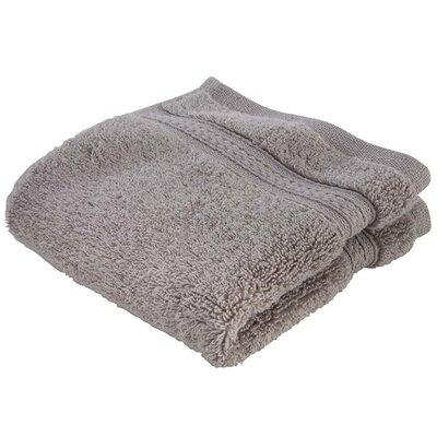 Supreme Soft Wash Cloth Color: Gray