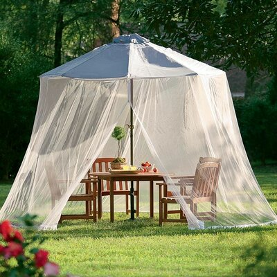 8.5 Mosquito Net for Market Umbrella