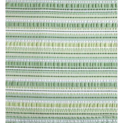 Seersucker Sham Color: Green