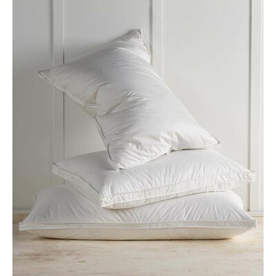 DreamBest 2-in-1 Medium Firmness Down Pillow Size: Standard