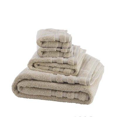 Supreme Soft 6 Piece Towel Set Color: Light Sage