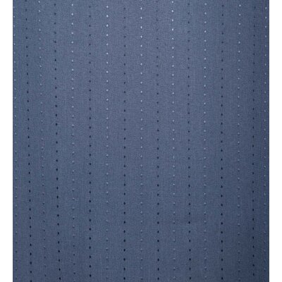 Diamond Dot Room Darkening Roman Shade Blind Size: 32 W x 63 L, Color: Navy