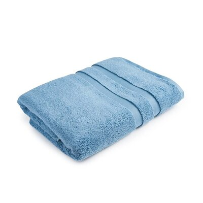 Signature Bath Towel Color: Blue Spruce