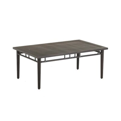 Highland Outdoor Aluminum Coffee Table