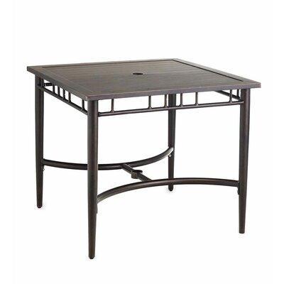 Highland Windsor Aluminum Dining Table 194 Product Image