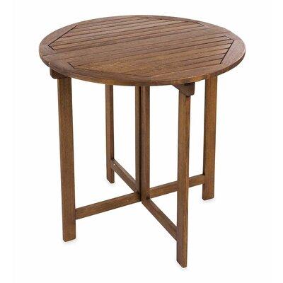 Gate Leg Folding Bistro Table 8671