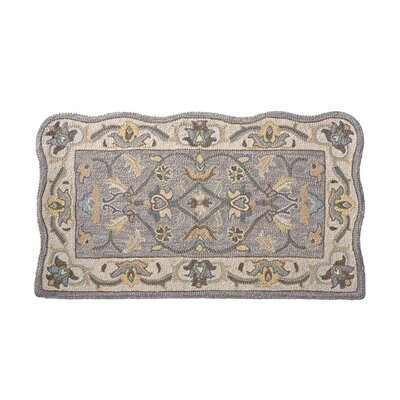 McLean Hand-Tufted Wool Gray Area Rug