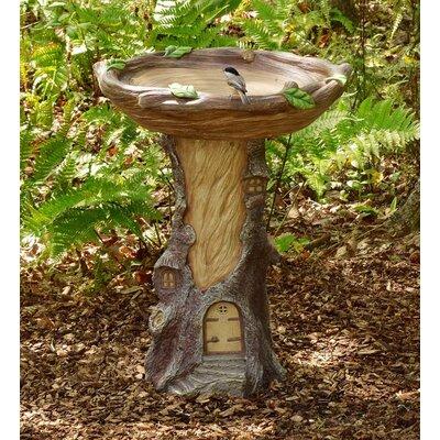 Birdbath Fairy Garden 55765