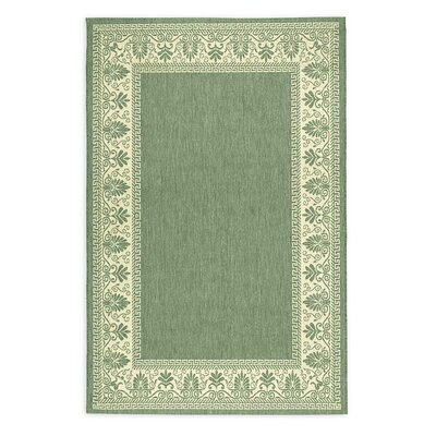 Veranda Indoor/Outdoor Area Rug Rug Size: 53 x 76