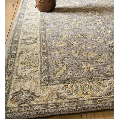 McLean Wool Gray Area Rug