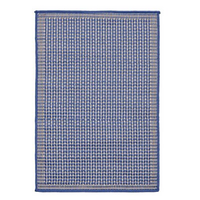 Marine Blue Indoor/Outdoor Area Rug