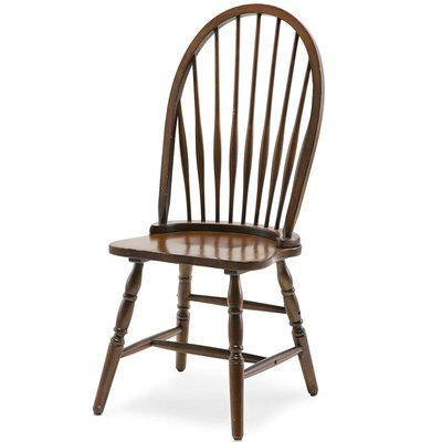 Classic Windsor Solid Wood Dining Chair