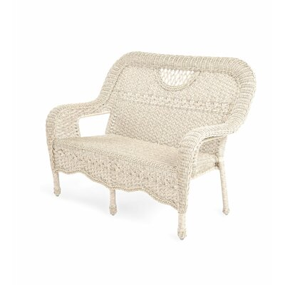 Hill Wicker Loveseat 1754 Product Image