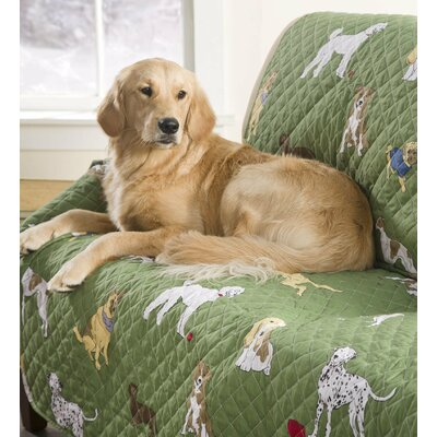 Pet Loveseat Slipcover