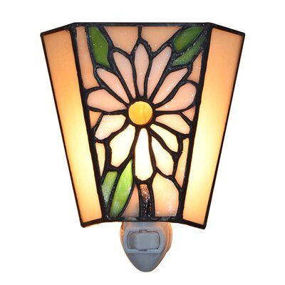 Daisy Tiffany-Style Night Light