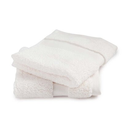 Monogrammed Signature Towel Set Color: Ivory, Product Type: Bath Towel