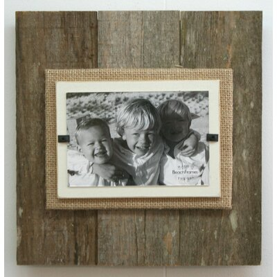 Large Single Picture Frame Color: Cream
