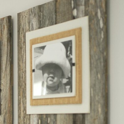 Extra Large Single Picture Frame Color: Cream