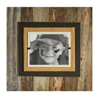 Extra Large Single Picture Frame Color: Brown
