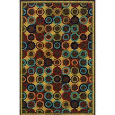 "Oriental Weavers Lagos Geometric Area Rug - Rug Size: 10'10"" x 7'10"" at Sears.com"
