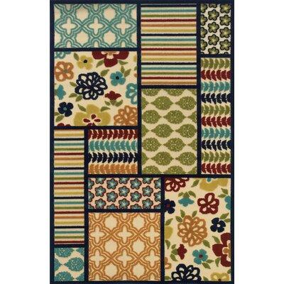 "Oriental Weavers Lagos Geometric Area Rug - Rug Size: 7'6"" x 5'3"" at Sears.com"