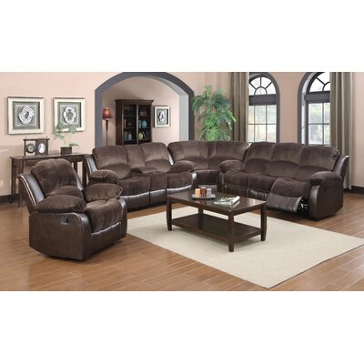 Coco Reclining Sectional
