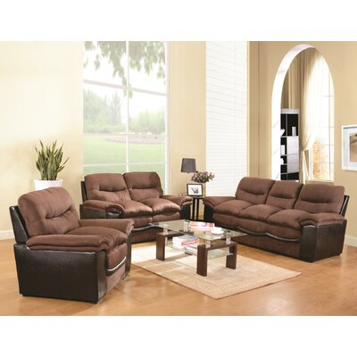 JLDQ1235 Glory Furniture Living Room Sets