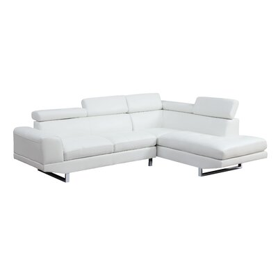 Glory Furniture G127-SC-R Janis Sectional