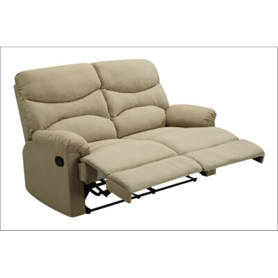 G407-RL JLDQ1057 Glory Furniture Double Reclining Loveseat