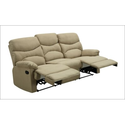 G407-RS JLDQ1063 Glory Furniture Double Reclining Sofa