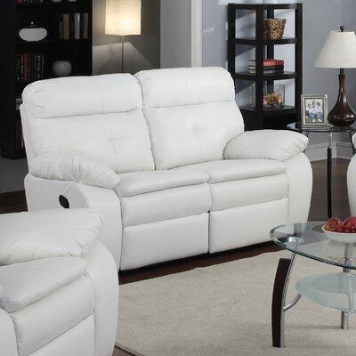 G577-RL Glory Furniture White Sofas