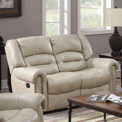 G687A-RL JLDQ1149 Glory Furniture Reclining Loveseat