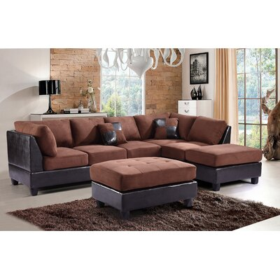 Glory Furniture G295-SC / G29O-SC Living Room Collection