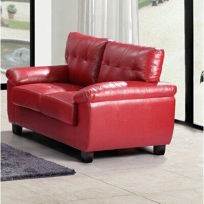 G909A-L JLDQ1391 Glory Furniture Loveseat Upholstery