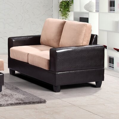 G308A-L JLDQ1267 Glory Furniture Loveseat