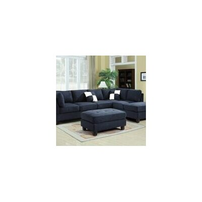 Glory Furniture G630-SC Athens Reversible Sectional Upholstery