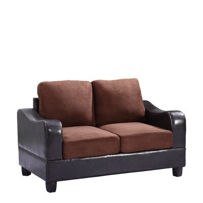 G622-L JLDQ1411 Glory Furniture Loveseat Upholstery