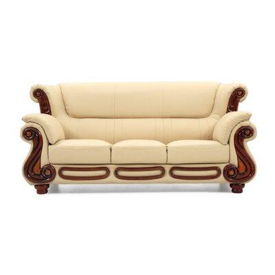 Naples Sofa Color: Beige G821-S