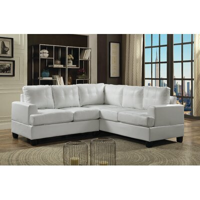 Glory Furniture G587B-SC Chicago Turner Sectional Upholstery